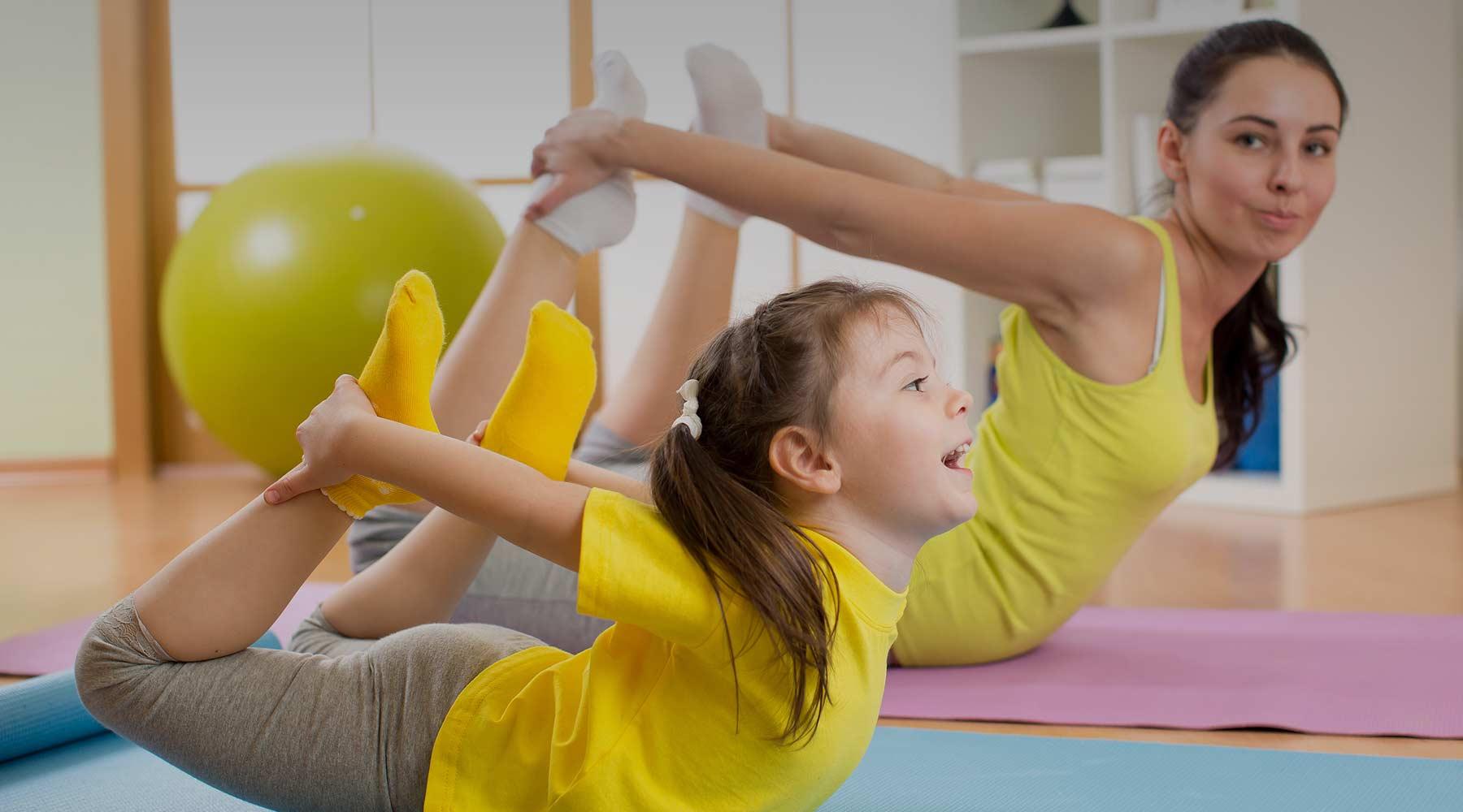Fitness- und Kinderkurse im Mobilé Breisach
